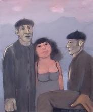 Antonio LAGO RIVERA - Peinture - paisanos
