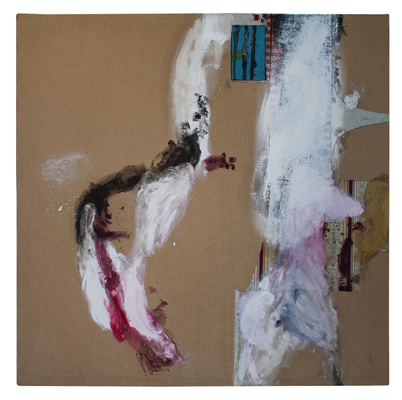 Michele RIO - Painting - Lungo sguardo