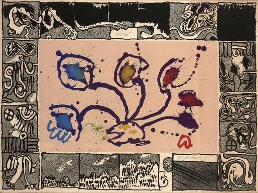 Pierre ALECHINSKY - Print-Multiple - TRIBORD