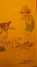 Georges REDON (1869-1943) - le sport