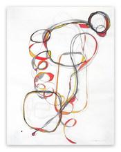 Tracey ADAMS - Peinture - Balancing Act 3