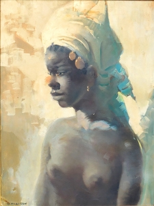 Gaston PARISON - Painting