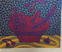Yayoi KUSAMA - Print-Multiple - fruit basket5