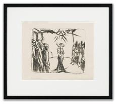 Erich HECKEL - Print-Multiple - Tanzende Matrosen (Dancing Sailors)