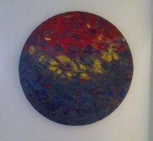 Patricia ABRAMOVICH - Gemälde - The Earth
