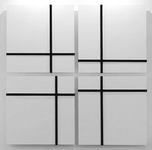 Willem VAN WEEGHEL - Sculpture-Volume - Dynamic Structure 311014
