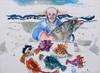 Antonio POSSENTI - Pintura - Senza titolo