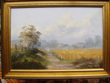 Mary WASTIE (XX) - Country Scene