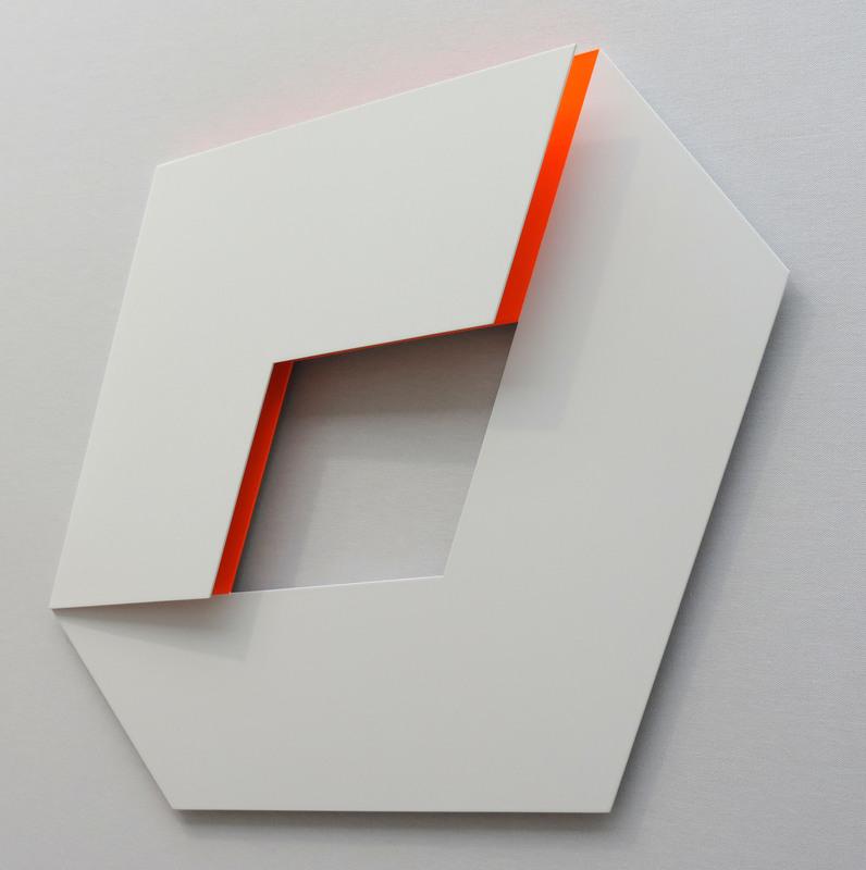 Gerhard FRÖMEL - Painting - Vorwiegend weiss