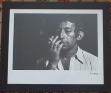 Tony FRANK - Fotografie - portrait à la cigarette , rue de verneuil