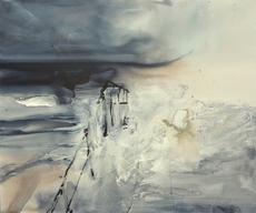 Vladimir SEMENSKIY - Pintura - Storming