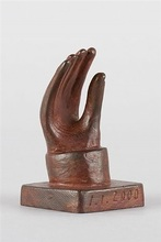 Jean-Michel FOLON - Sculpture-Volume - Donez