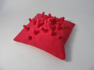 Elodie ANTOINE - Scultura Volume - Coussin Tactile
