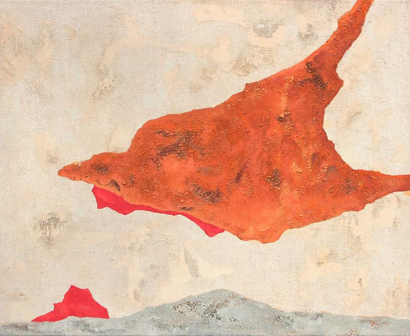 Giovanni GORINI - Peinture - LEMBO DI TERRA