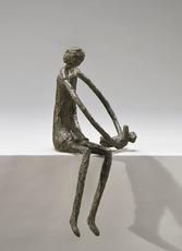 Sylvie DERELY - Sculpture-Volume - Le doudou