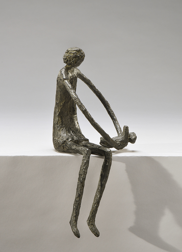 Sylvie DERELY - Sculpture-Volume - Le doudou
