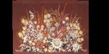 Gaston THIERY - Tapiz - Flore des Baronnies