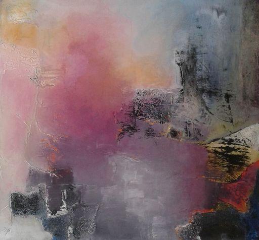 Thérèse BOSC - Painting - Chansons d'Automne