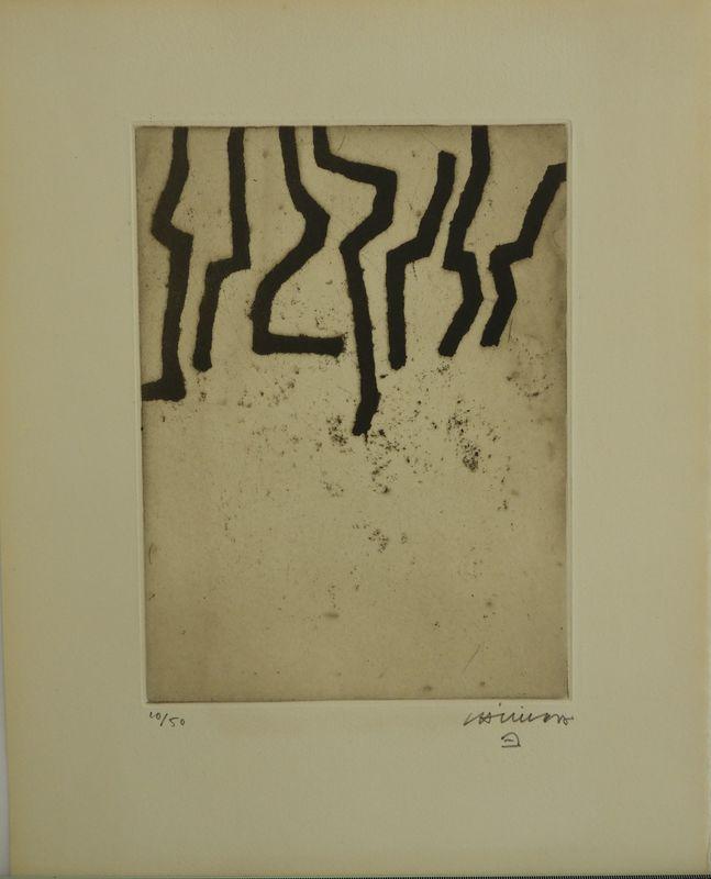Eduardo CHILLIDA - Print-Multiple - Aldati