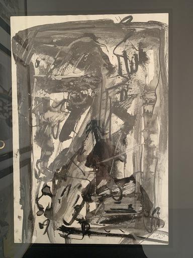 Emilio VEDOVA - Painting - senza titolo