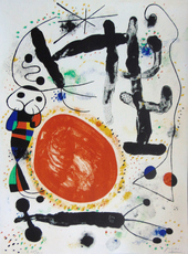 Joan MIRO - Print-Multiple - Day | Le Jour