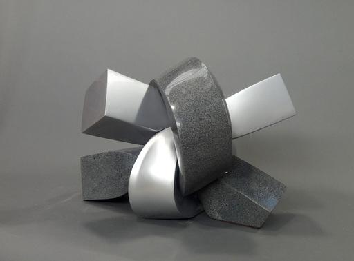 Lluis CERA I BERNAD - 雕塑 - Tenacity