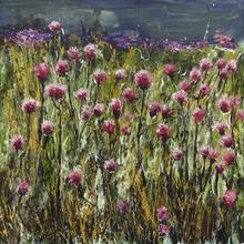 Jean-Jacques MARIE - Peinture - Chardons
