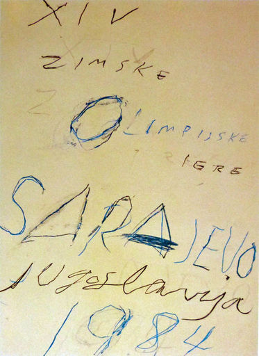 Cy TWOMBLY - Print-Multiple