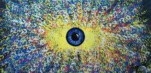 Filippo CHIAPPARA - Peinture - Se l'occhio vede il cuore duole