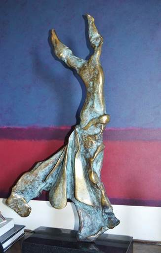 Salvador DALI - Scultura Volume - Terpsichore: Muse of the Dance (Prestige-scale)