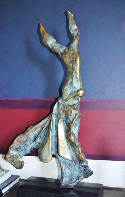 Salvador DALI - Sculpture-Volume - Terpsichore: Muse of the Dance (Prestige-scale)