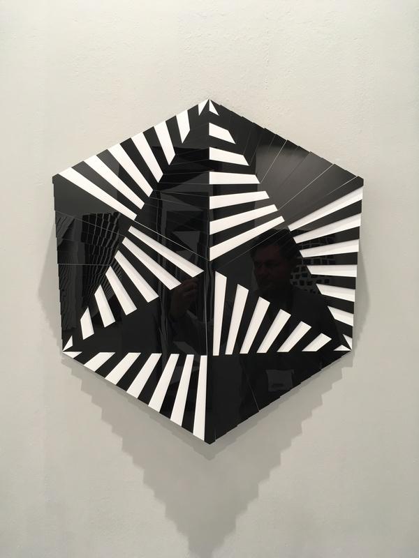Marcello MORANDINI - Sculpture-Volume - Struttura 626A / 2015