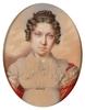 "Leopold PÖHACKER - Miniature - ""Elisabeth Schlechter"", 1809, Miniature"