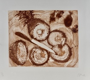 Miquel BARCELO - Print-Multiple - Lanzarote 23