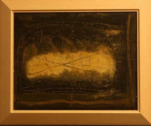 Frantz LAFOREST - Painting - sans