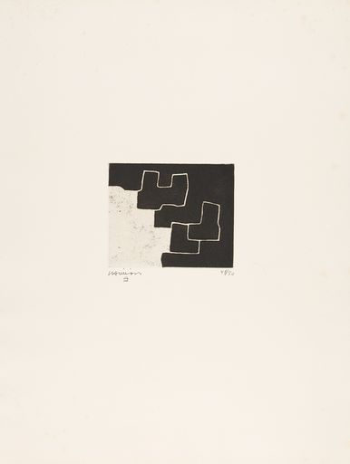 Eduardo CHILLIDA - Print-Multiple - Txerto
