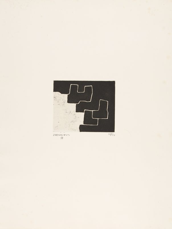 Eduardo CHILLIDA - Print-Multiple - Txerto