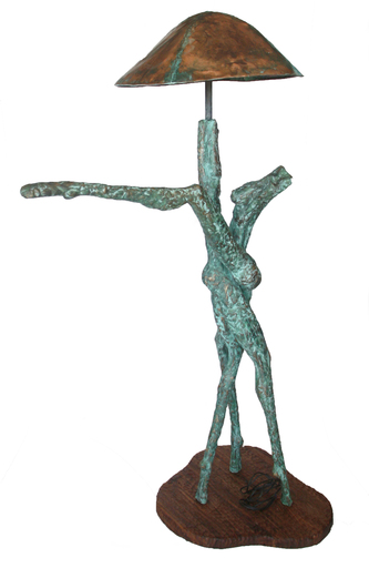 Levan BUJIASHVILI - Sculpture-Volume - Passion # 3