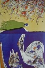 Asger JORN (1914-1973) - Die zwei Elemente/ Les deux elements