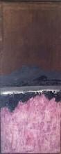 Carlo MATTIOLI - Pintura - Notturno sulla spiaggia Nacht Am Strand