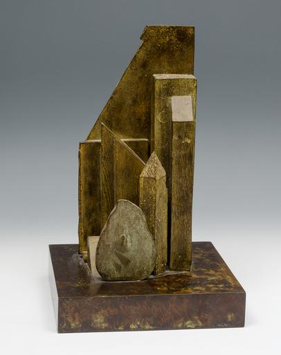 Gerardo RUEDA - Sculpture-Volume - Bodegón frontal