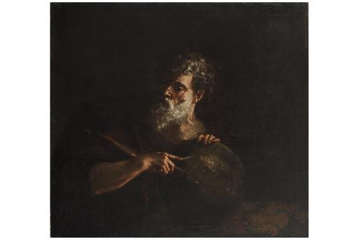 Bartolomeo GUIDOBONO - Peinture - Archimede