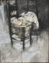 Renzo VESPIGNANI - Pintura - la sedia
