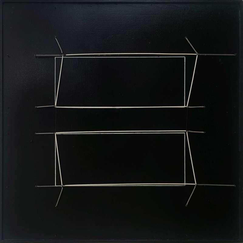 Gianni COLOMBO - Painting - Senza titolo