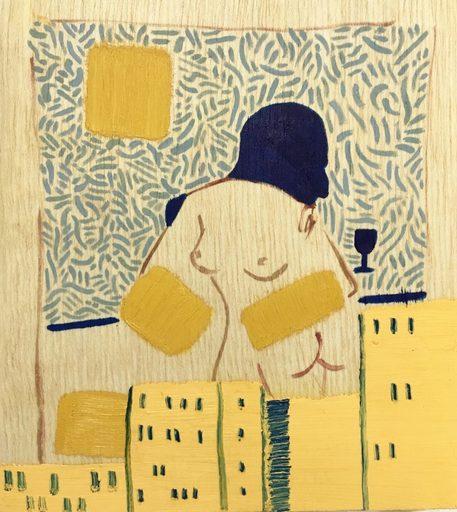 Martin FAURE - Pittura - « Sans-titre »