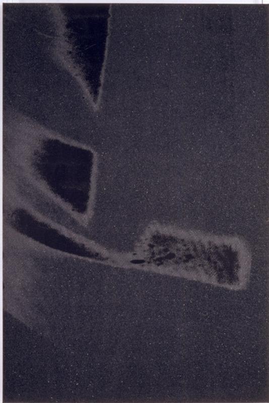 Andy WARHOL - Peinture - Diamond Dust & Shadow,