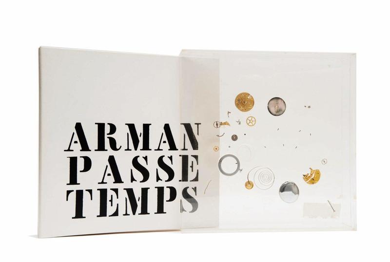 Fernandez ARMAN - Print-Multiple - Passe-Temps