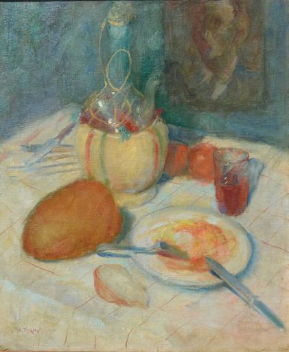 Ashod ZORIAN - Painting - Still-life