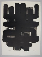 Pierre SOULAGES - Estampe-Multiple - Lithographie 3