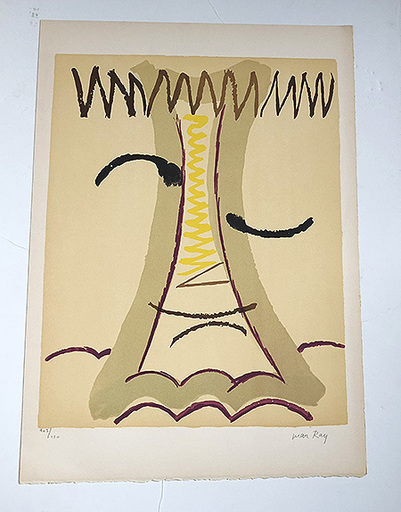 MAN RAY - Print-Multiple - DE L'ORIGIN DES ESPECES (7)